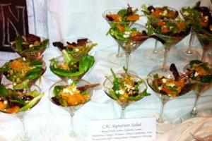 Martini-Glass-Salads
