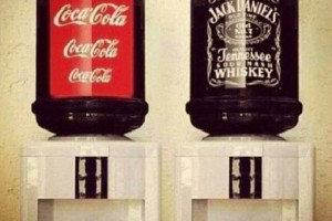 DIY-Water-Cooler-Bar