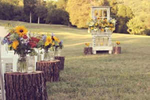 Tree-Stump-Aisle-Markers