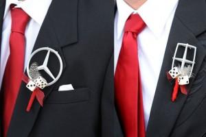diy-car-emblem-boutonniere