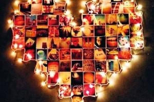 diy-light-framed-heart-display