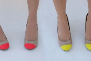 diy-painted-toe-shoes