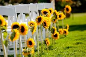 diy-planted-flower-aisle