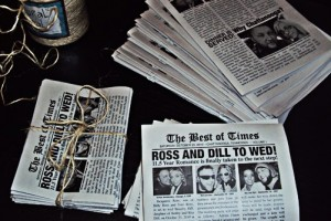 diy-wedding-newspaper-programs