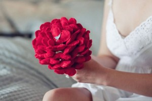 diy-fabric-hearts-bouquet