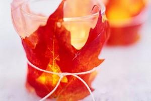 diy-fall-leaf-candleholder