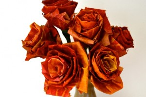 diy-fall-leaf-roses