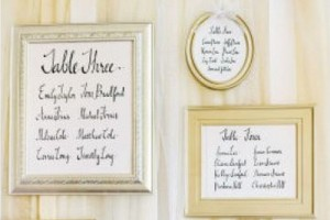 diy-framed-seating-chart