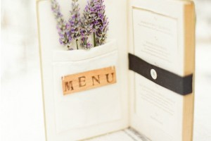 diy-hollowed-book-menu-holder