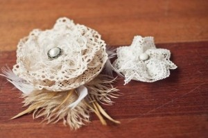 diy-lace-flower-hair-clip