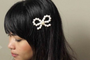 diy-pearl-bow-hair-pin