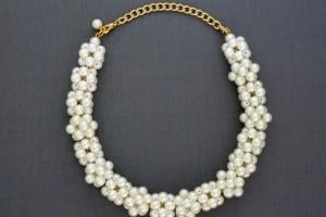 diy-pearl-cluster-necklace