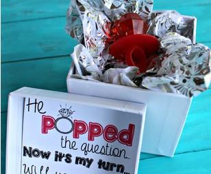 Bridesmaid Invites