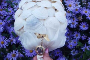 diy-seashell-bouquet