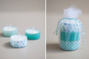 diy-washi-tape-tea-lights