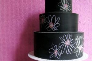 diy-chalkboard-faux-cake