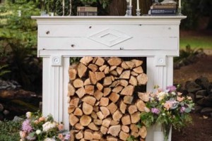 diy-fireplace-mantel-altar