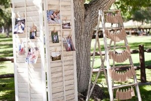 diy-shutter-doors-photo-display