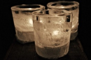 diy-ice-candle-holder