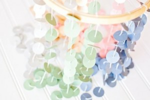 diy-paper-confetti-chandelier
