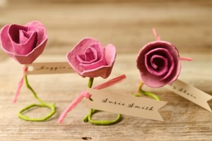 diy-paper-rose-place-cards