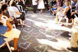 diy-chalk-hearts-aisle