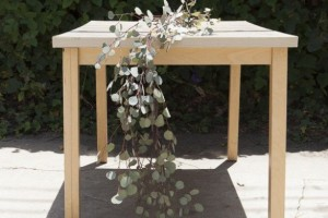 diy-eucalyptus-table-runner