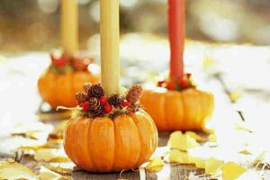 diy-pumpkin-candle-holders