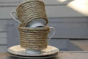 diy-twine-wrapped-teacups